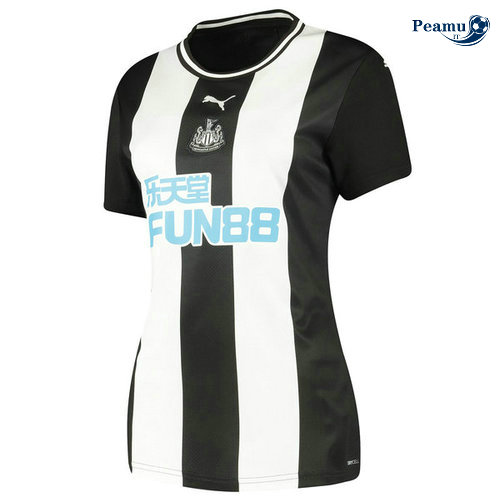 Maillot foot Newcastle United Femme Domicile 2019-2020