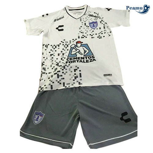 Maillot foot Pachuca Enfant Bianco 2019-2020
