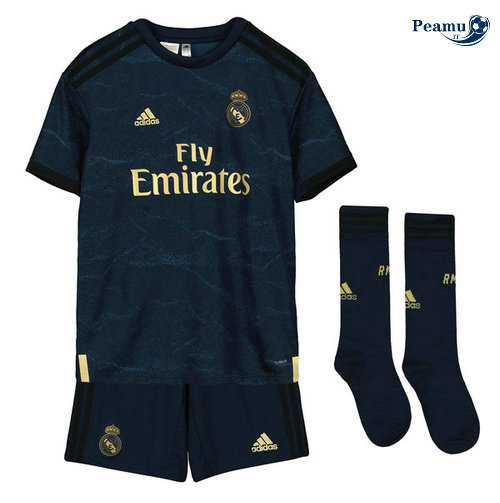 Maillot foot Real Madrid Enfant Exterieur 2019-2020