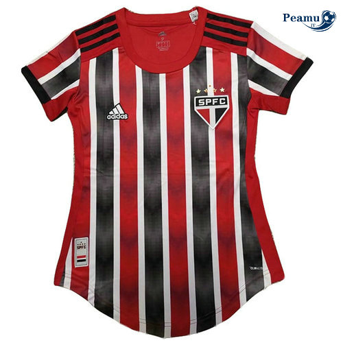 Maillot foot Sao Paulo Exterieur Femme 2019-2020