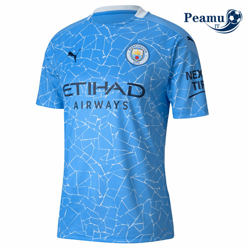 Maillot foot Manchester City Domicile 2020-2021