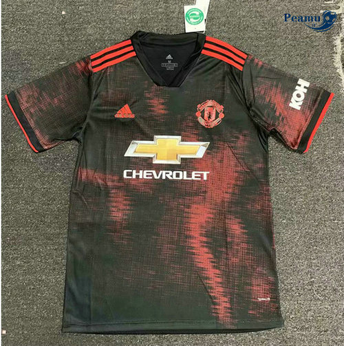 Maillot foot Manchester United training 2019-2020 M066