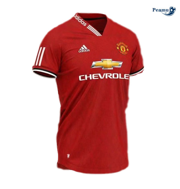 Maillot foot Manchester United Concept edition Rouge 2019-2020