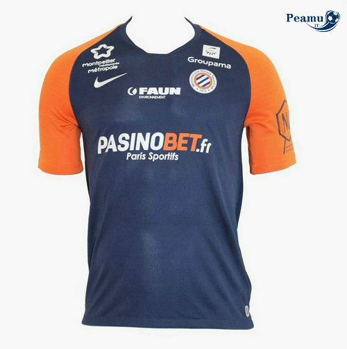Maillot foot Montpellier Domicile 2019-2020