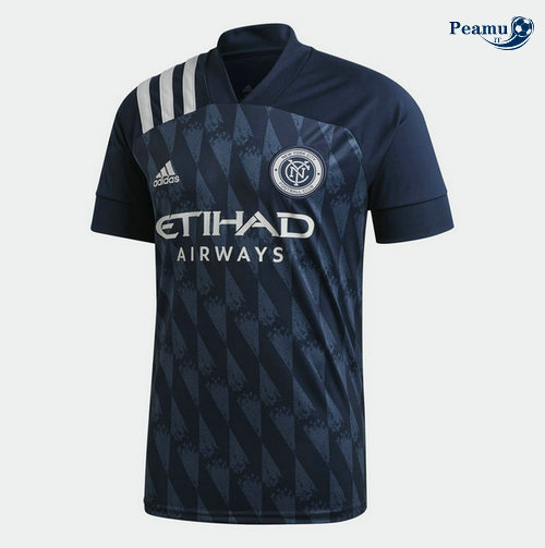 Maillot foot New York City FC Exterieur 2020-2021