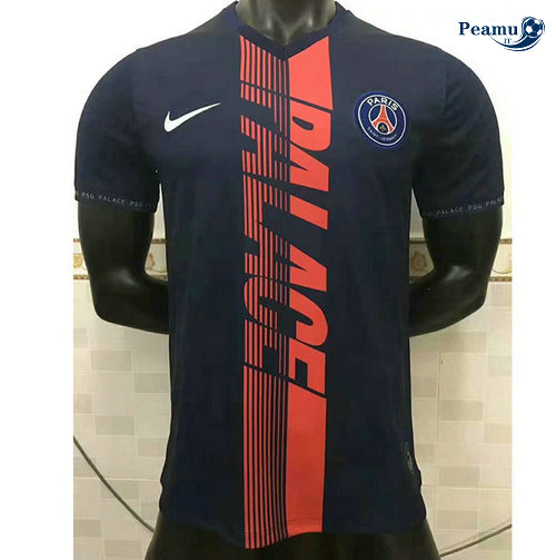 Maillot foot PSG training Bleu navy 2019-2020