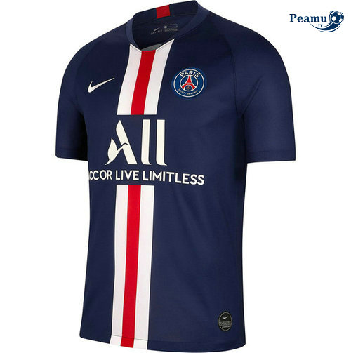 Maillot foot PSG Domicile 2019-2020