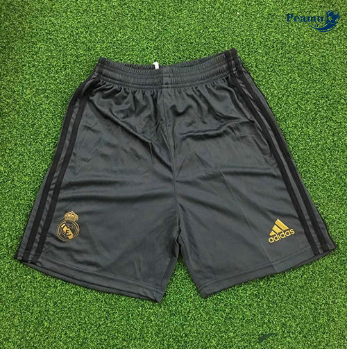 Short da calcio Real Madrid Portiere Noir 2019-2020