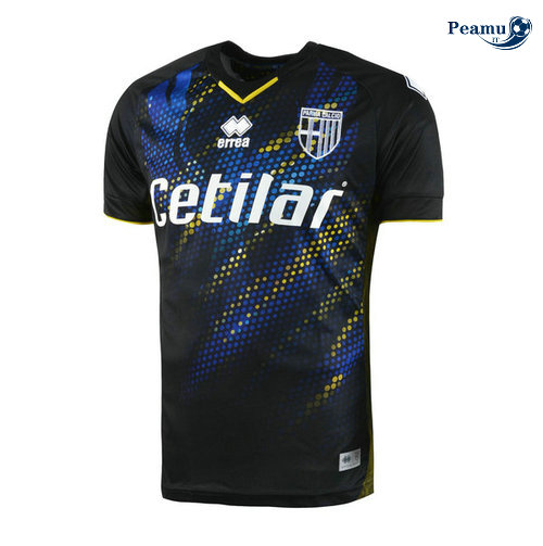 Maillot foot Parme Calcio Third Noir 2019-2020