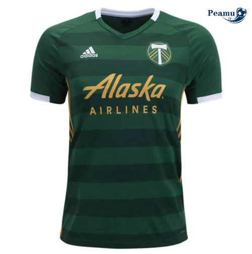 Maillot foot Portland Timbers Domicile 2019-2020