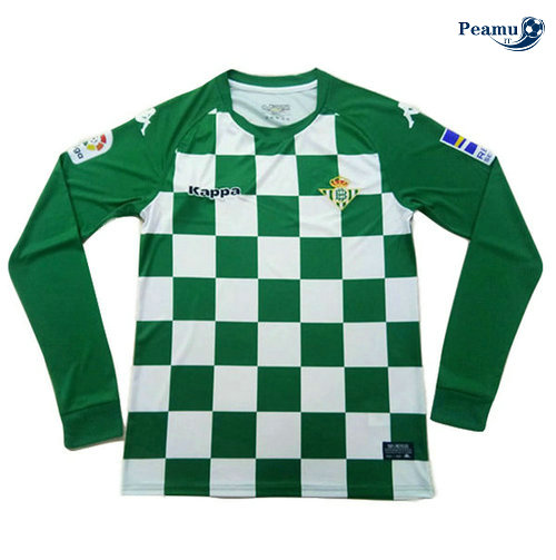 Maillot foot Real Betis limited edition Verde Manche Longue 2019-2020