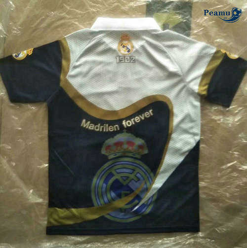 Maillot foot Real Madrid training 2019-2020 M060