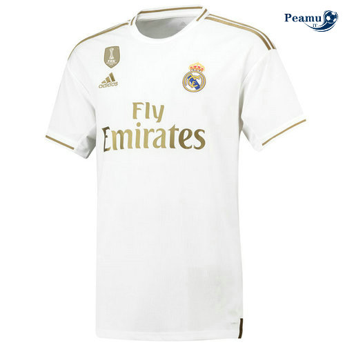 Maillot foot Real Madrid Domicile fans Bianco 2019-2020