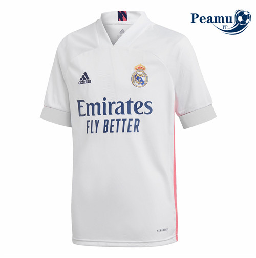 Maillot foot Real Madrid Domicile 2020-2021