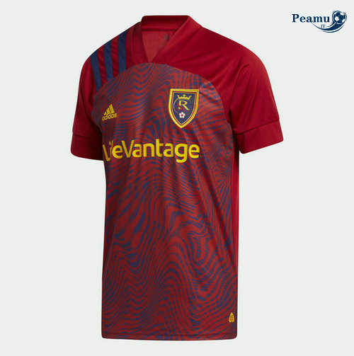 Maillot foot Real Salt Lake Domicile 2020-2021