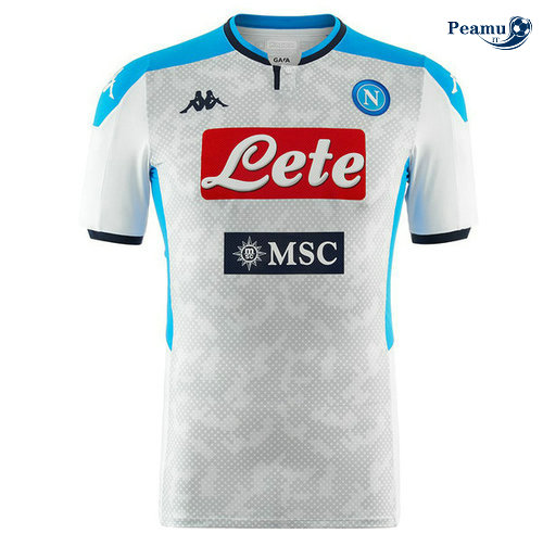 Maillot foot SSC Naples Third 2019-2020