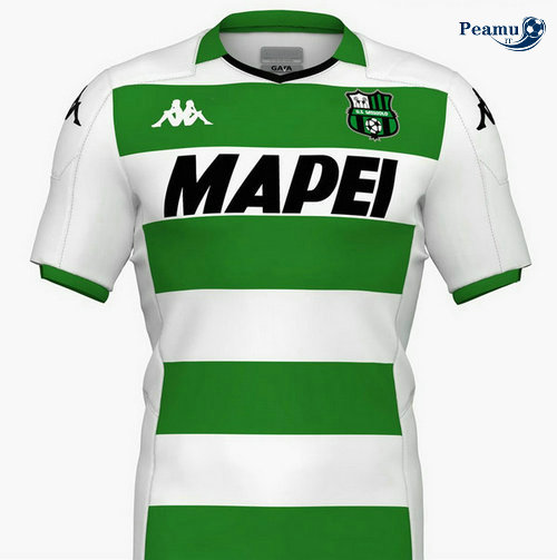 Maillot foot Sassuolo Exterieur 2019-2020