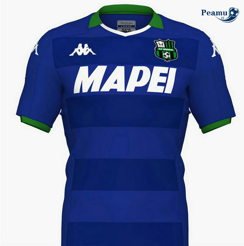 Maillot foot Sassuolo Third 2019-2020