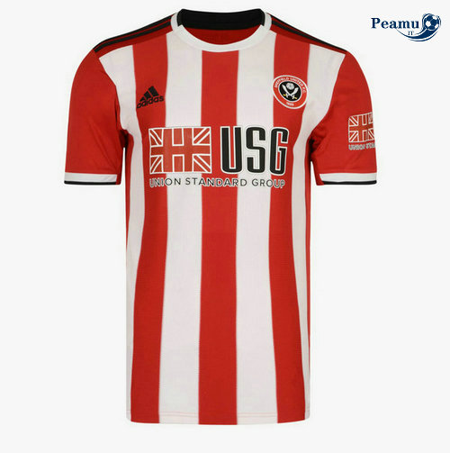 Maillot foot Sheffield United Domicile 2019-2020