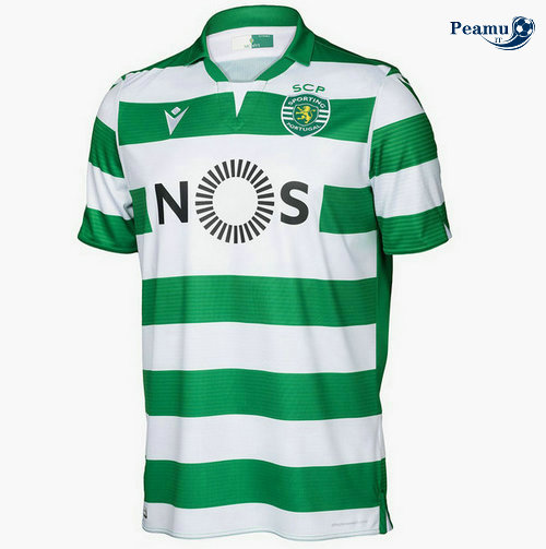 Maillot foot Sporting Lisbon Domicile 2019-2020
