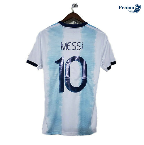 Maillot foot Argentine Domicile 10 Messi 2019-2020