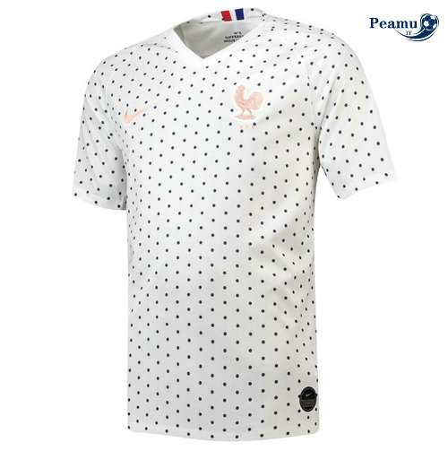 Maillot foot France Exterieur 2019-2020
