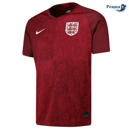 Maillot foot Angleterre Exterieur Rouge 2019-2020