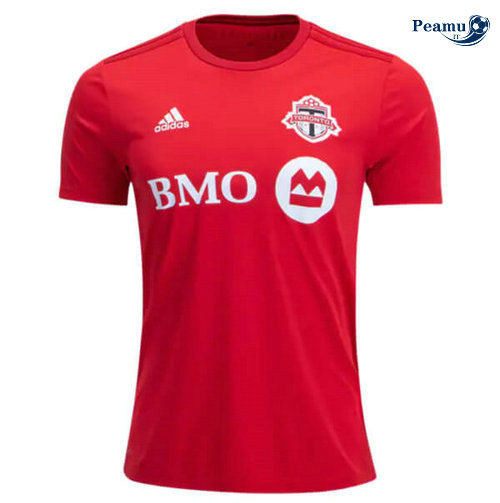 Maillot foot Toronto Domicile Rouge 2019-2020
