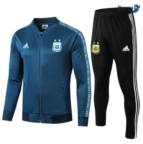 Veste Survetement Bleu navy Argentine 2019-2020