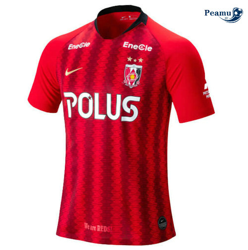 Maillot foot Urawa Rouge Diamonds Domicile 2019-2020