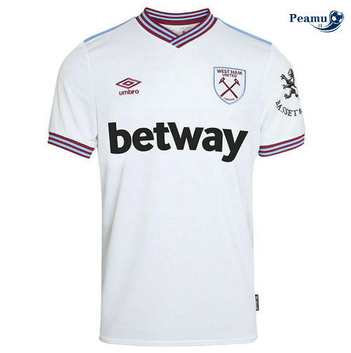 Maillot foot West Ham Exterieur 2019-2020