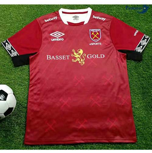 Maillot foot West Ham version du jeu 2019-2020
