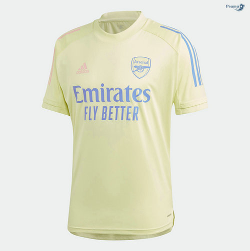Maillot foot Arsenal Entrainement Verde 2020-2021