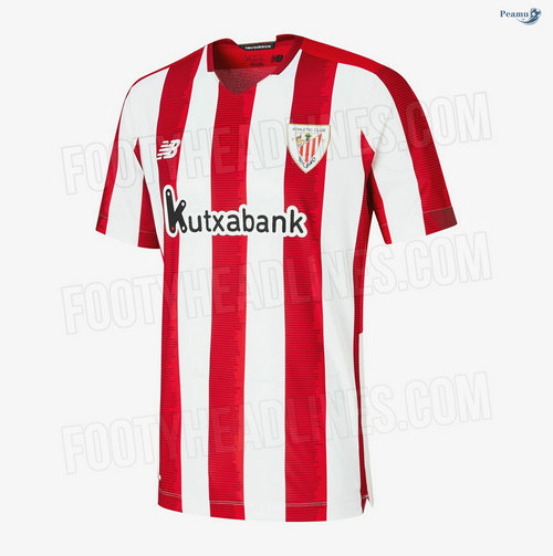 Maillot foot Athletic Bilbao Domicile 2020-2021