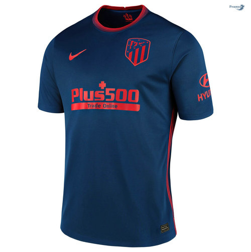 Maillot foot Atletico Madrid Exterieur 2020-2021