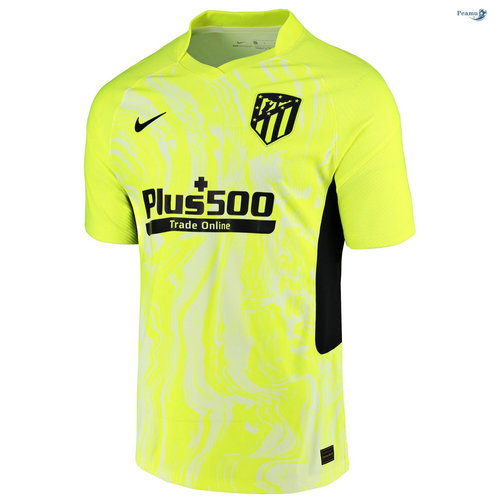 Maillot foot Atletico Madrid Third 2020-2021