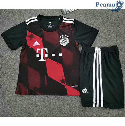 Maillot foot Bayern Munich Enfant Third 2020-2021