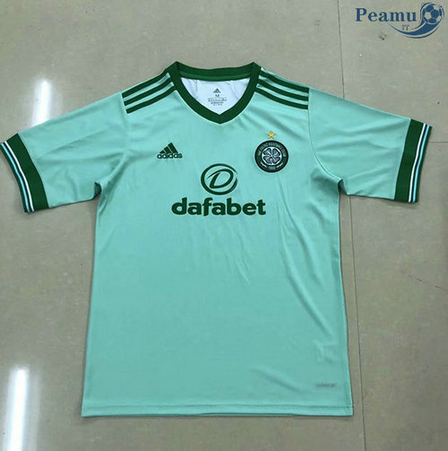 Maillot foot Celtic Exterieur 2020-2021