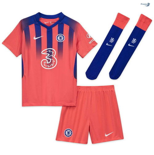 Maillot foot Chelsea Enfant Third 2020-2021