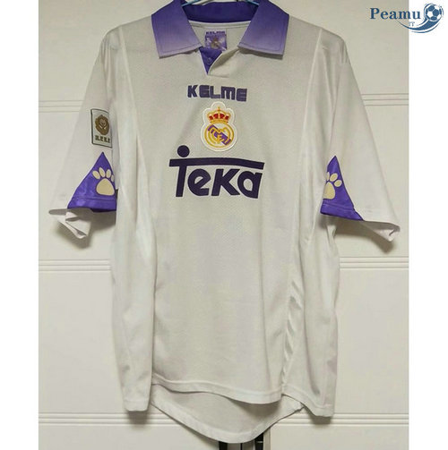 Maillot Rétro Real Madrid
