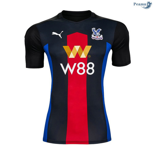 Maillot foot Crystal Palace Third 2020-2021