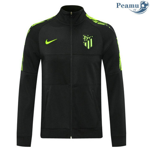 Veste foot Atletico Madrid Noir 2020-2021