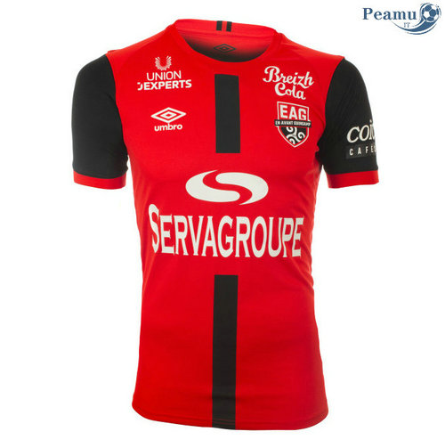 Maillot foot Guingamp Domicile 2020-2021