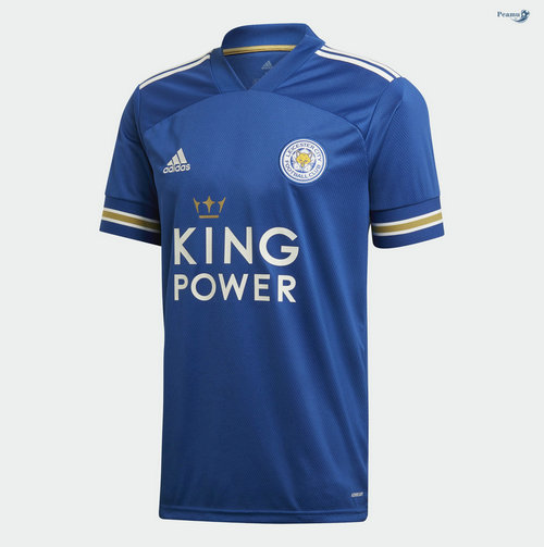 Maillot foot Leicester City Domicile 2020-2021