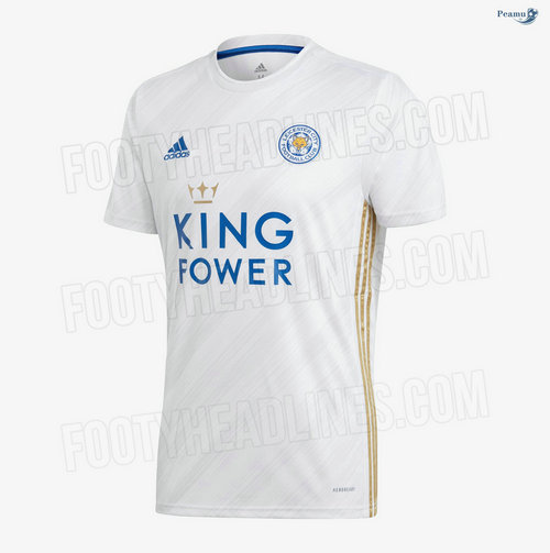 Maillot foot Leicester City Exterieur 2020-2021