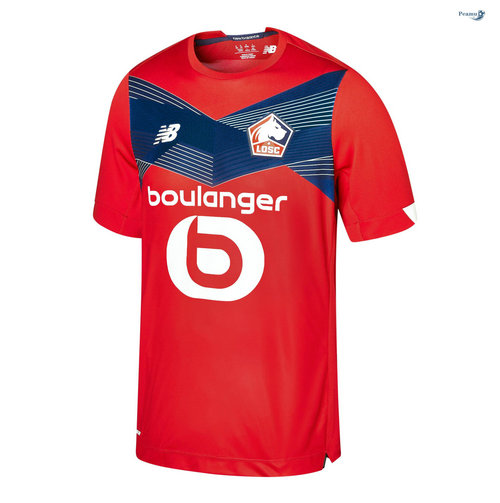 Maillot foot Lille OSC Domicile 2020-2021