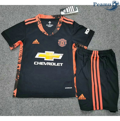 Maillot foot Manchester United Enfant Portiere 2020-2021