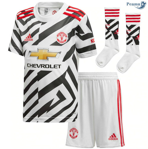 Maillot foot Manchester United Enfant Third 2020-2021