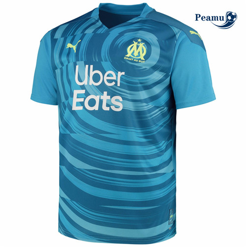 Maillot foot Marseille Third 2020-2021