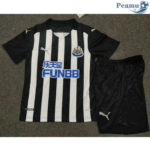 Maillot foot Newcastle United Enfant Domicile 2020-2021
